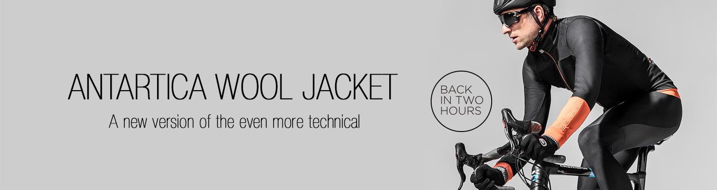 DOTOUT ドットアウト Antartica Wool Jacket